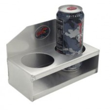 10-SP2CH         TWO CUP HOLDER  ALUMINUM