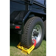 10-TCL75         TRAILER TIRE CHOCK LOCK