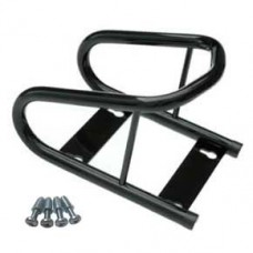 10-WC            BLACK   WHEEL CHOCK 6.50in.