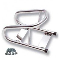 10-WCSS          STAINLES WHEEL CHOCK 6.5in.