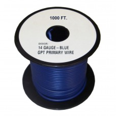 40-2-122-1000    1000' 14-GAUGE BLUE  PRIM
