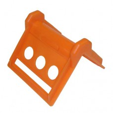 42-37025         ORANGE PLASTIC CORNER PROTECTOR