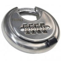 43-TRPC170       STAINLESS STEEL DISC COMBINATION LOCK