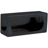 44-LB383SL   Buyers Light Box Single oval w/Side Light