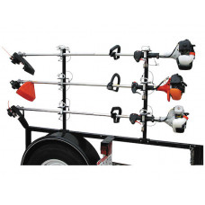 44-LT13   LOCKABLE TRAILER TRIMMER RACK