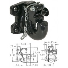 44-PH30          30 TON HEAVY DUTY PINTLE