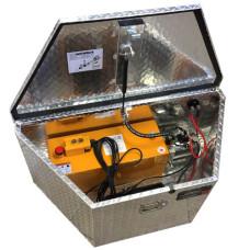 45-EB5GA         EAGLE ALUMINUM  BOX  PUMP 5G