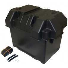 45-PB            PLASTIC BATTERY BOX W/LID