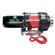 46-C2500N-SR     2500 lb 12v NINJA WINCH