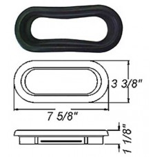 49-A-70GB        6in. OVAL    GROMMET RING