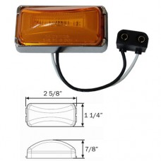49-AL-190AB      GLO AMBER MINI LED 8 DIOD