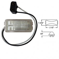 49-LPL-91CPG     SEALED LED  LICENSE LITE