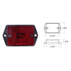 49-MC-35RB       RED   FLUSH MOUNT 1-BULB