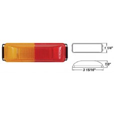 49-MC-67ARB      AMBER / RED SEALED 2-BULB