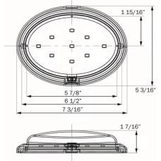 49-RVILL39       LED SURFACE INTERIOR LITE