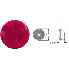 49-ST-46RB       4in.RED ROUND PARK/REARTURN