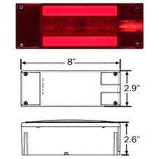 49-STL-116RB     GLO RH >80in. SUB 28D L-PRO