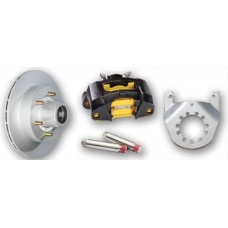 "52-46452     Tiedown 7000 lb 12"" Integral style rotor Kit with Galv XL finish."