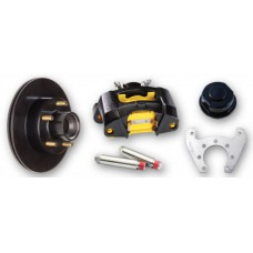"52-46500    Tiedown 3500 lb 9.69"" Integral style rotor Kit with E-coat finish"