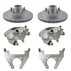 "52-C-35          10"" (3500 lb) Trailer Disc Brake Kit"