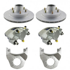"52-C-52          12"" (5200 lb) Trailer Disc Brake Kit"
