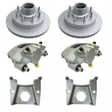 "52-C-70          13"" (7000 lb) Trailer Disc Brake Kit"