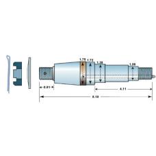 60-80324         ELIMINATOR 1750# SPINDLE