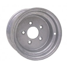 "61-10F5G     10"" x 6""   5 on 4.5"" Galvanized Steel Trailer Wheel"