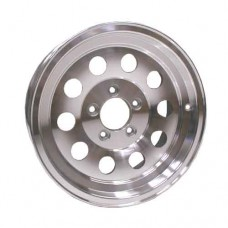"61-14M5A    14"" x 5.5"" 5 bolt  ALUMINUM MOD Trailer Wheel"