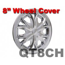 61-QT8CH         WHEEL COVER ABS  FITS 8