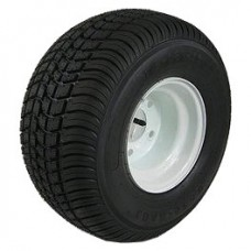 62-205TW65C  205/65-10 5on4.5 Trailer Tire & Wheel