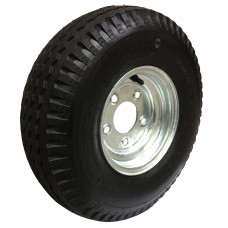 62-570-8-5-CG    570-8 C LOADSTAR Trailer Tire on 5 Bolt Galvanized Wheel