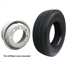 62-R17.5TW235HD  235/75R17.5 H16 8on275mm
