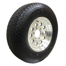 62-TR15W225A     ST225/75R15 D8 6on5.5 ALM