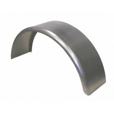 "65-6660           7"" WIDE 22"" x 10"" -SINGLE TRAILER FENDER"