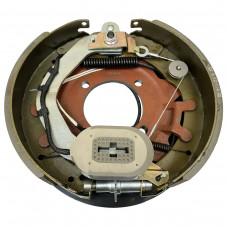 """74-C-434-00      12.25"""" X 3.375"""" LEFT HAND ELECTRIC BRAKE ASSEMBLY"""