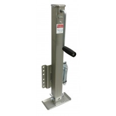 78-MJSQ-2500B    RAM 2500 lb. Square Tube Trailer Jack w/ drop leg