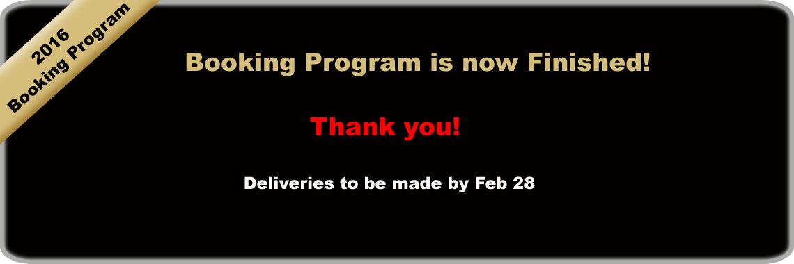 Booking Program