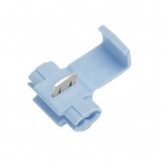48-002807        Wire Tap, Blue, Single Le