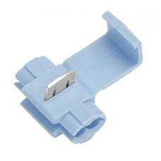 48-002807        Wire Tap, Blue, Single Le