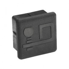 48-07010-024     Receiver Tube Cover, 2