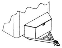a-frame box