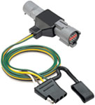 Trailer wiring T-one connector