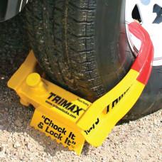10-TCL65         TRAILER TIRE CHOCK LOCK