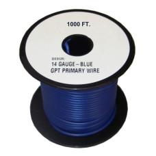 40-2-122-1000    1000' 14-GAUGE BLUE  PRIM