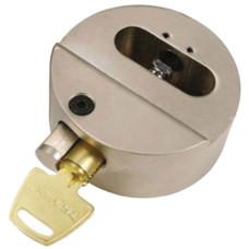 43-THPXL         HOCKEY PUCK DOOR LOCK