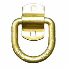 44-B38ZY         CAST 3/8in. ZINC D RING