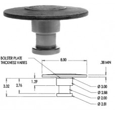 44-KP20038       KING PIN 2in. FORGED PIN