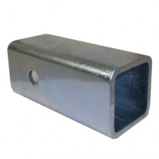 """44-RTA252        RECEIVER TUBE ADAPTER 2 1/2"""" TO 2"""""""
