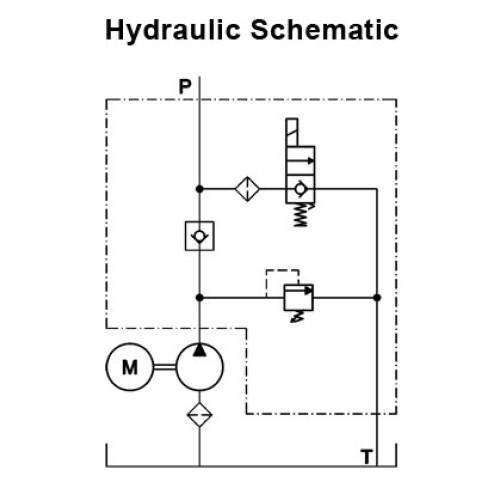 eagle hydaulic pump for trailers